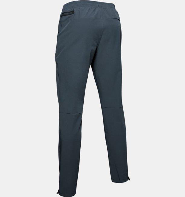 Mens UA Unstoppable Woven Pants