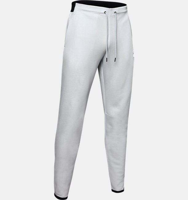 Mens UA Unstoppable Move Light Pants