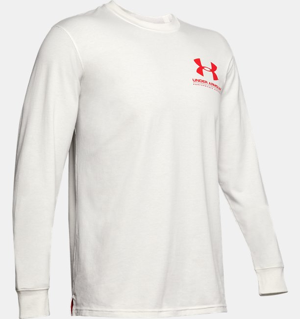 Mens UA Originators Long Sleeve T-Shirt