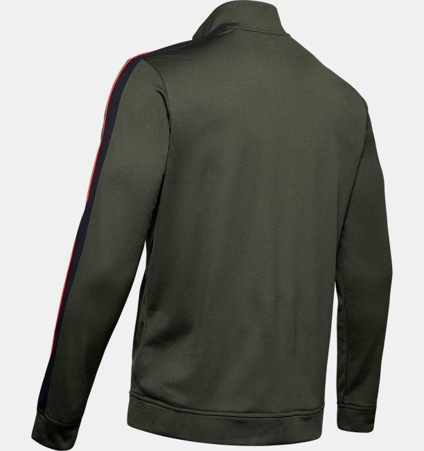 Mens UA Unstoppable Essential Track Jacket
