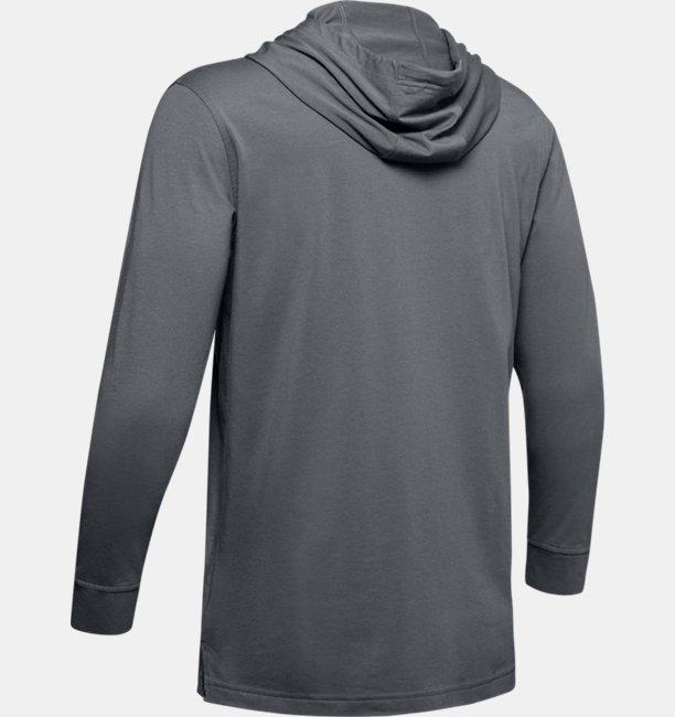Sweat à capuche UA Sportstyle Cotton pour homme