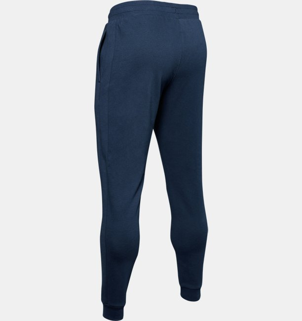 Pantalon de jogging UA Rival Fleece Logo pour homme