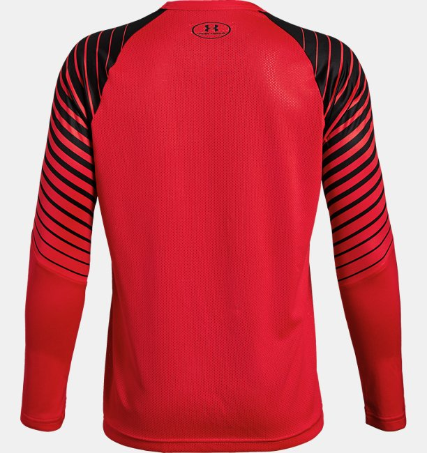 Boys UA MK-1 Long Sleeve Shirt