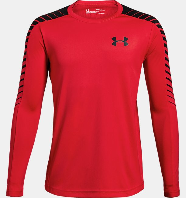 Boys' UA MK-1 Long Sleeve Shirt