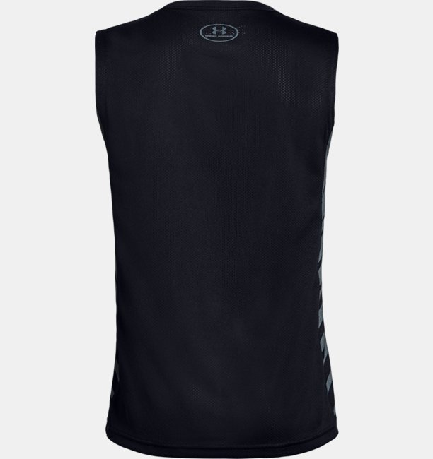 Boys UA MK-1 Sleeveless