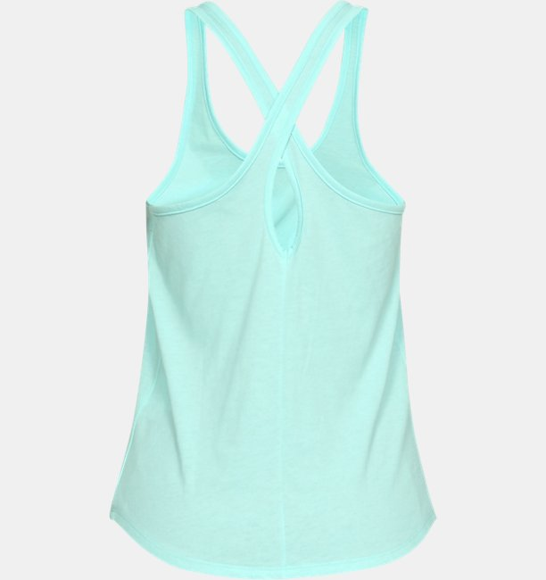 Womens Project Rock Rents Due X-Back Tank