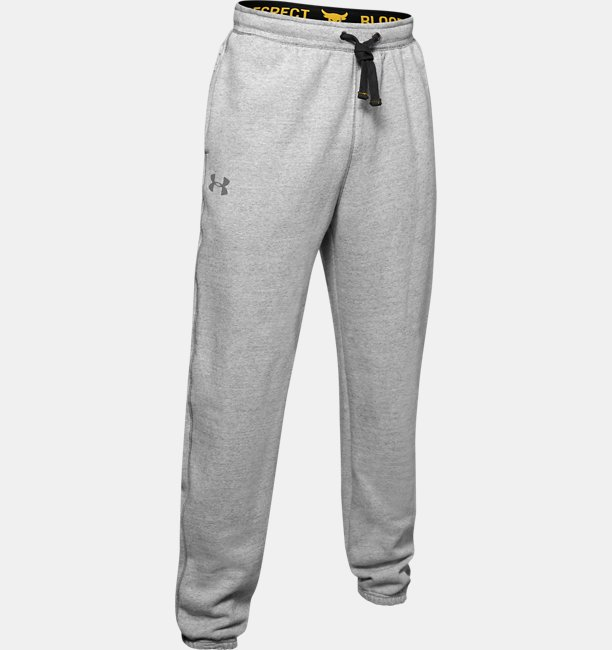 Mens Project Rock Warm-Up Trousers