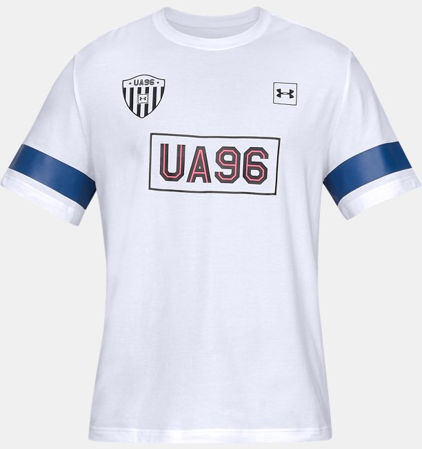 Mens UA Always On UA96 Graphic T-Shirt