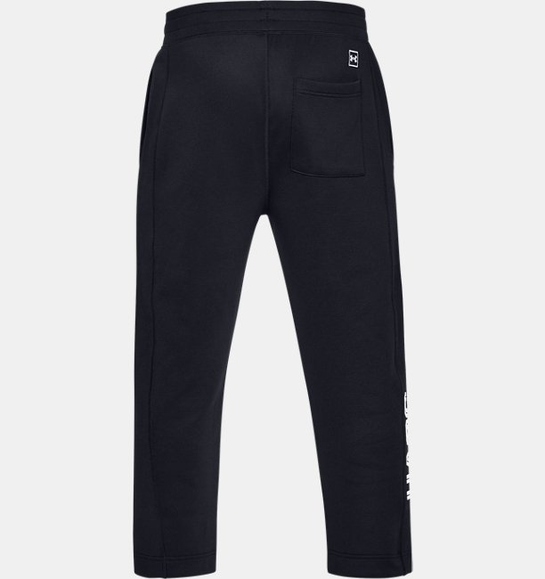 Mens UA Always On Double Knit Crop Pants