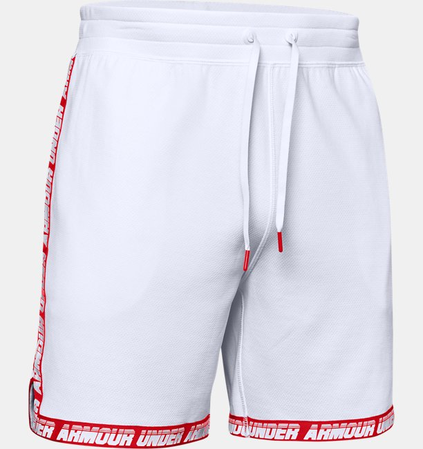 Mens UA Always On Double Knit Shorts