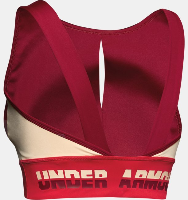 Womens UA Always On Sport Crop Top