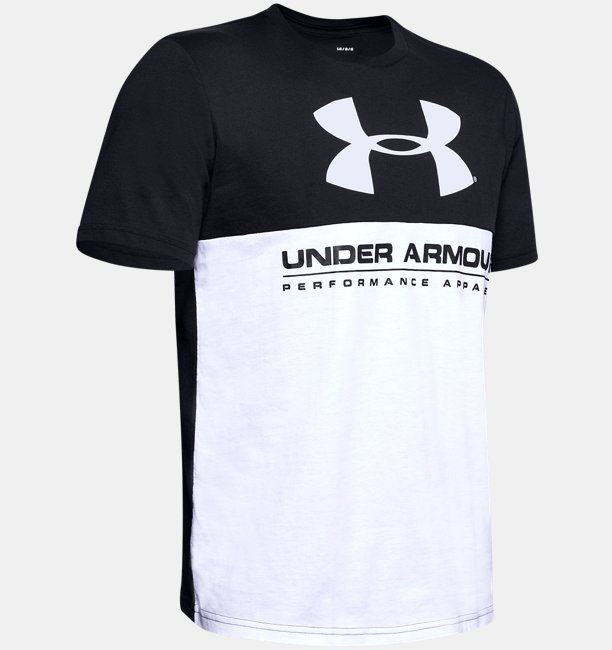 Mens UA Performance Apparel Short Sleeve