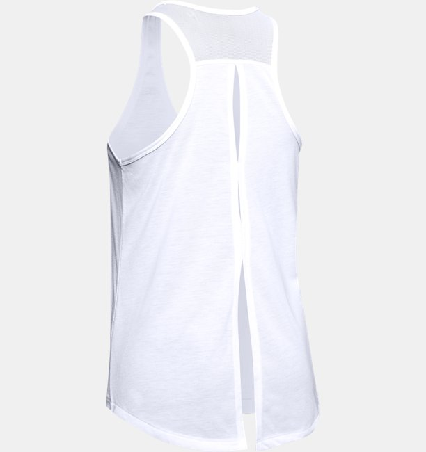 Womens Project Rock Whisperlight Tie Back Tank