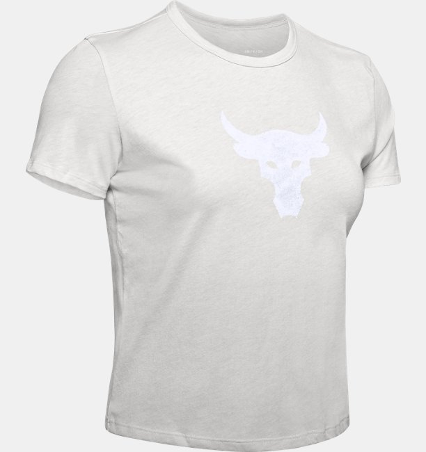 T-shirt Project Rock Bull Graphic pour femme