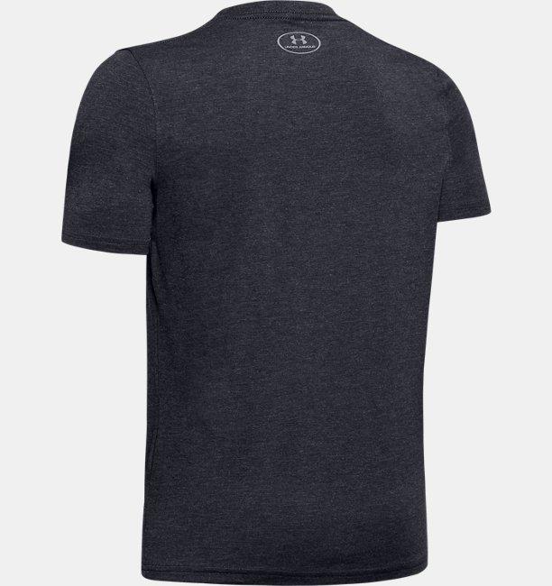 Boys Charged Cotton® Short Sleeve Shirt