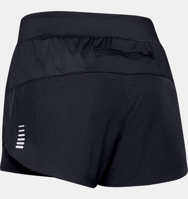 Womens UA Qualifier Reflect Shorts