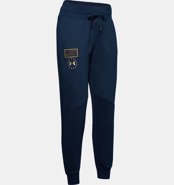 Womens Project Rock x UA Freedom Originators Fleece Trousers