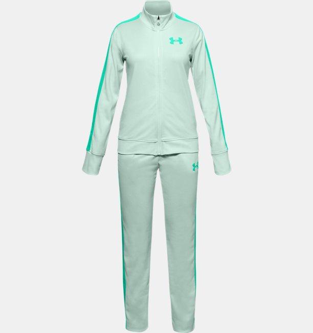 Girls UA Knit Track Suit