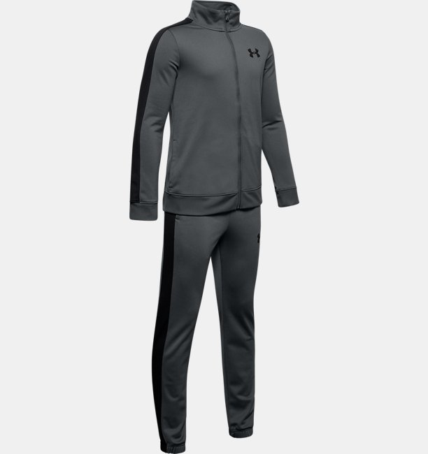 Boys UA Knit Track Suit