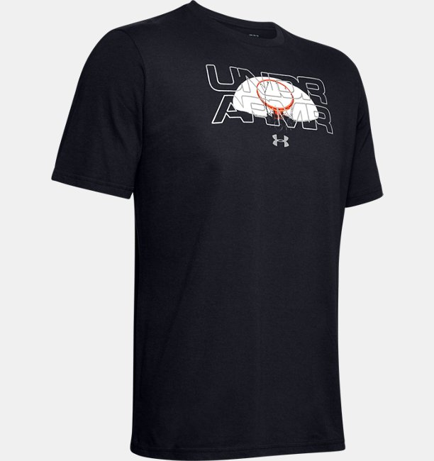 Mens UA Basketball Wordmark