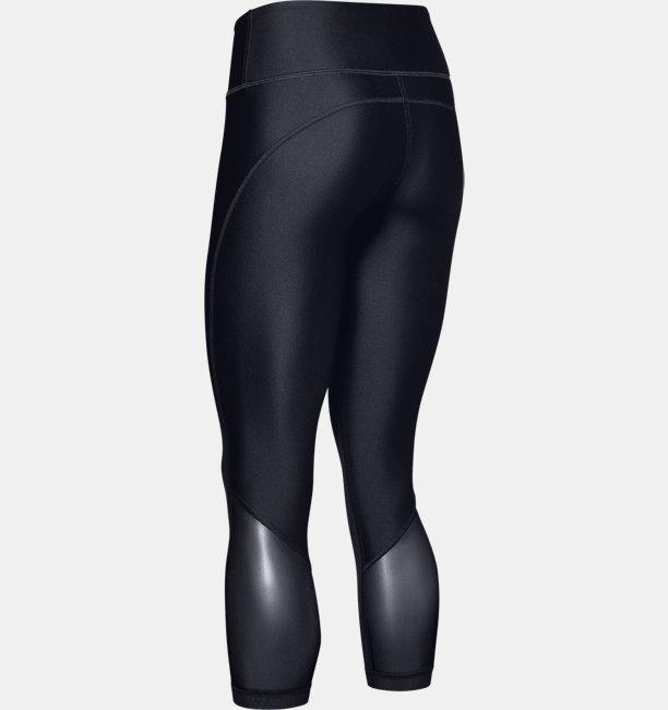 Damen HeatGear® Armour Knöchellange Leggings mit Mesh und Grafik