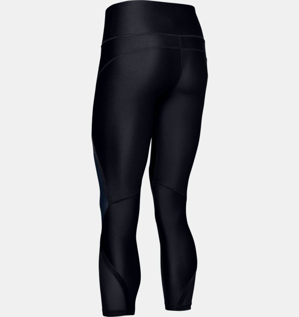 Womens HeatGear® Armour Shine Ankle Crop