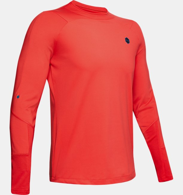 Mens UA RUSH™ ColdGear® Mock