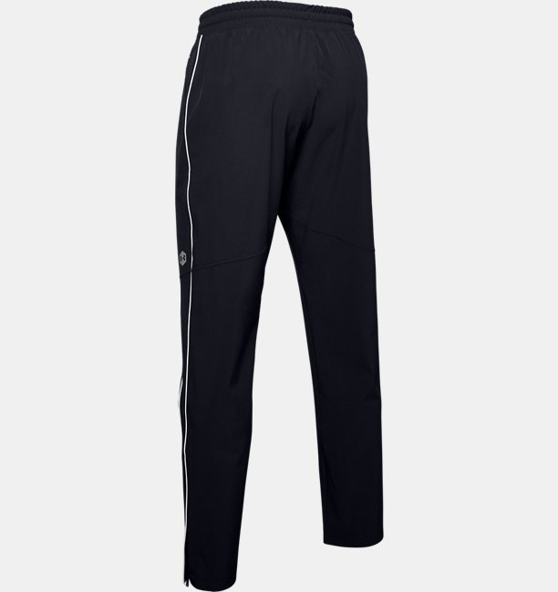 Mens UA Recover Woven Warm-Up Pants