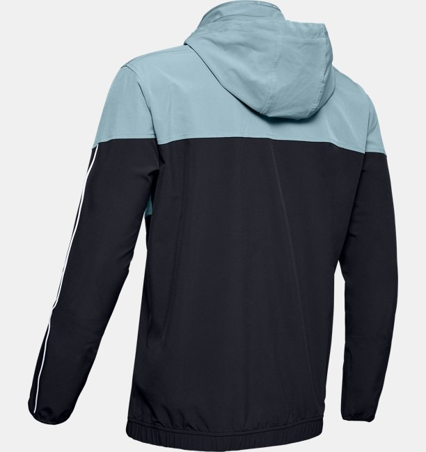 Mens UA RECOVER™ Woven Warm-Up Jacket