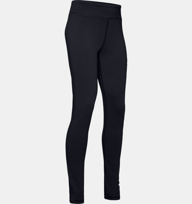 Girls UA Sportstyle Branded Leggings