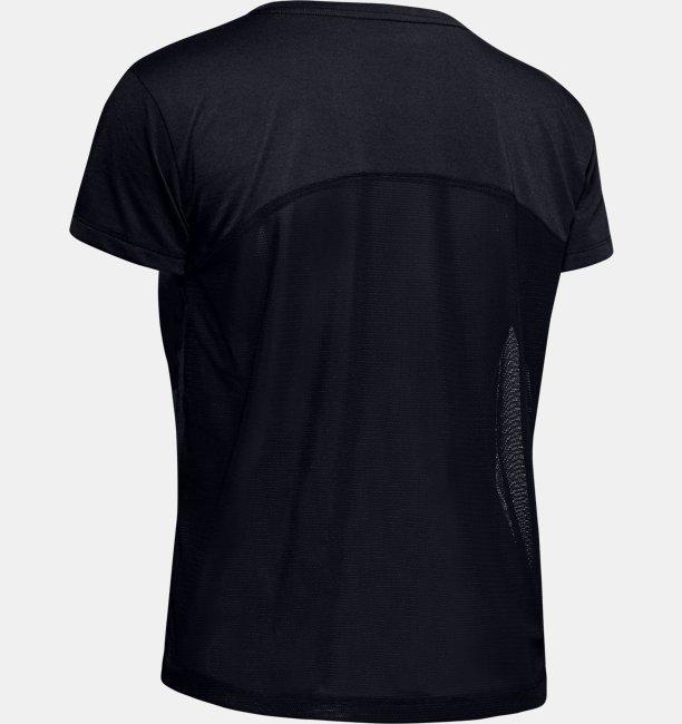 T-shirt en mesh UA Whisperlight pour femme
