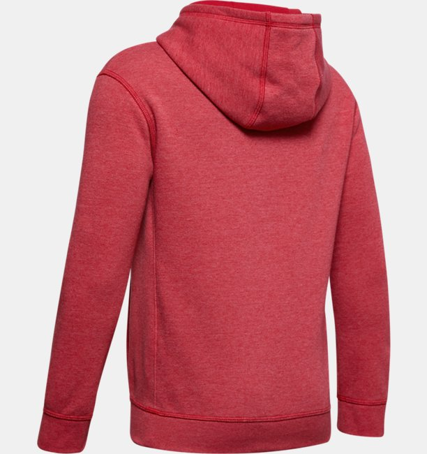 Boys Project Rock Warm-Up Hoodie