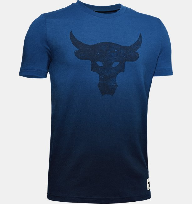 Boys Project Rock Bull Graphic T-Shirt