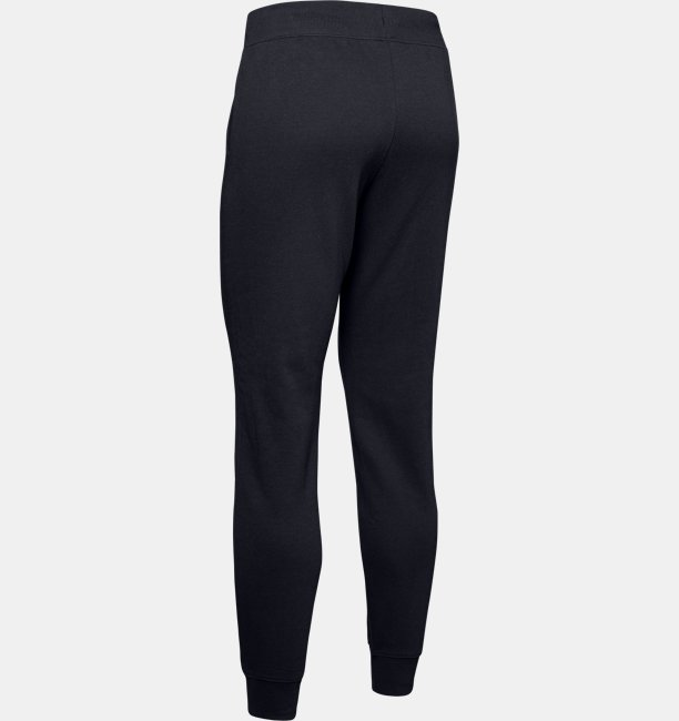 Womens UA Rival Fleece Sportstyle Graphic Trousers