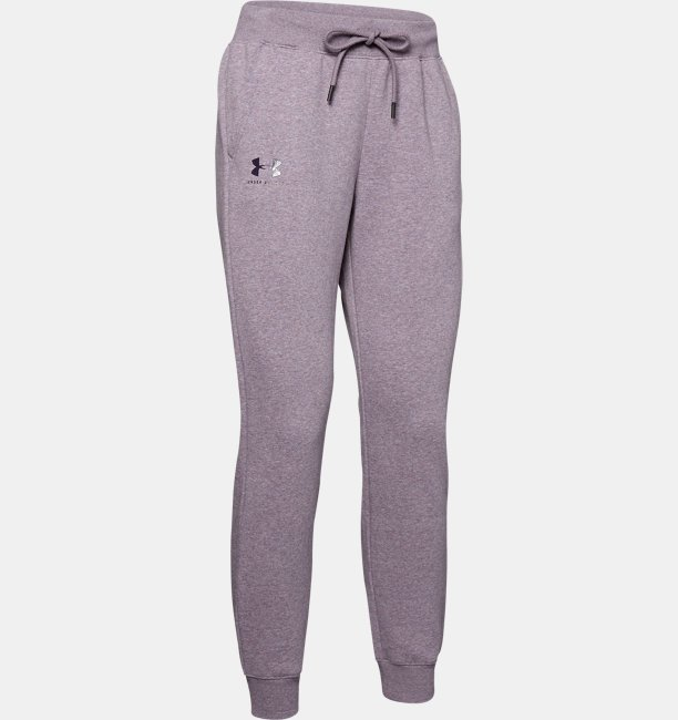 Celana UA Rival Fleece Sportstyle Graphic untuk Wanita