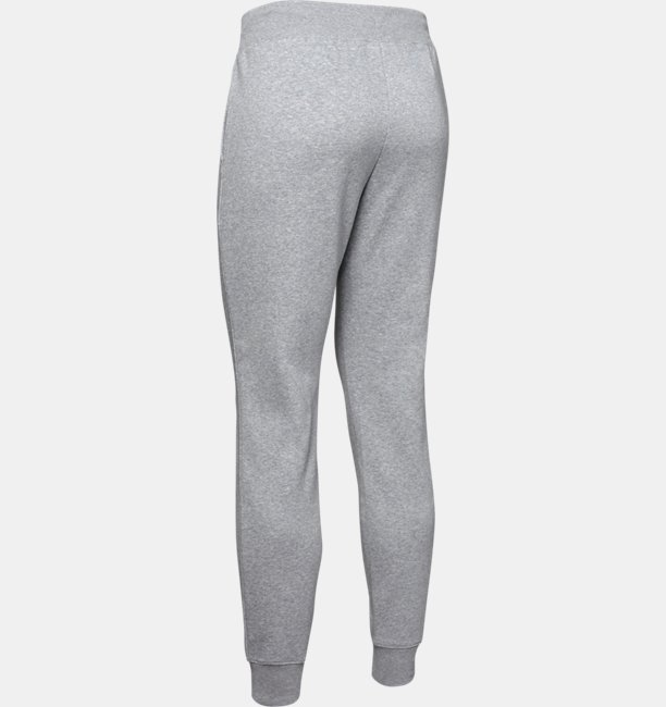 Damesbroek UA Rival Fleece Sportstyle Graphic