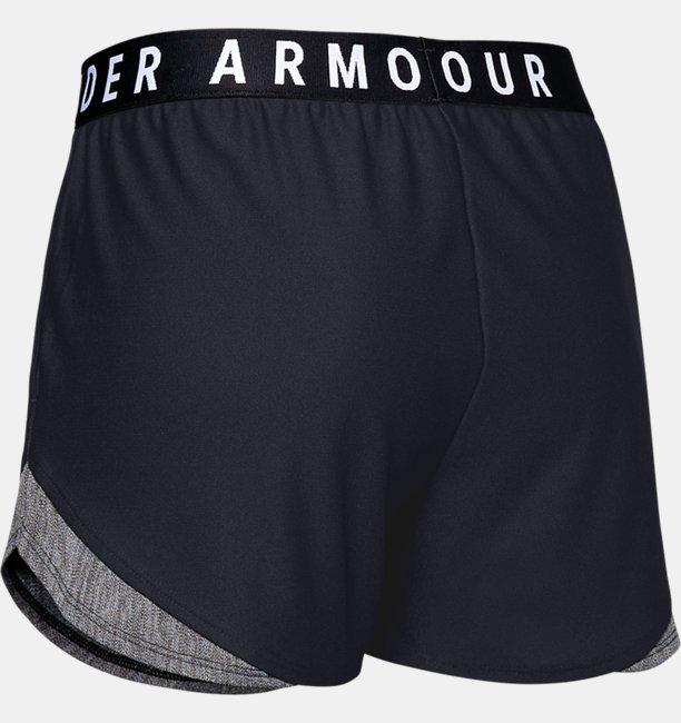 Shorts UA Play Up 3.0 Twist Inset para Mujer