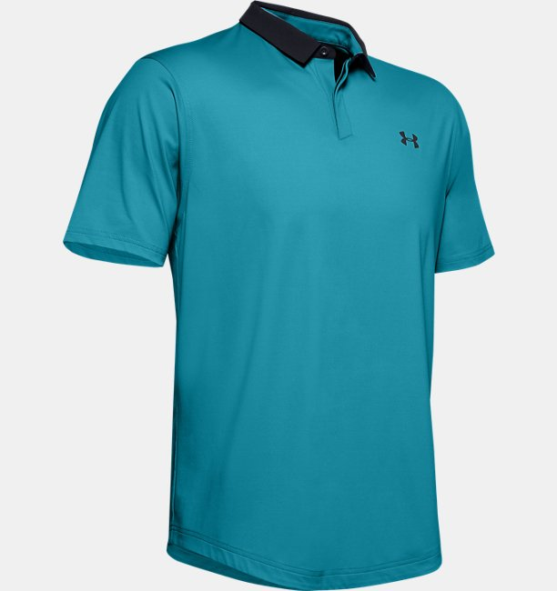 Mens UA Iso-Chill Printed Polo