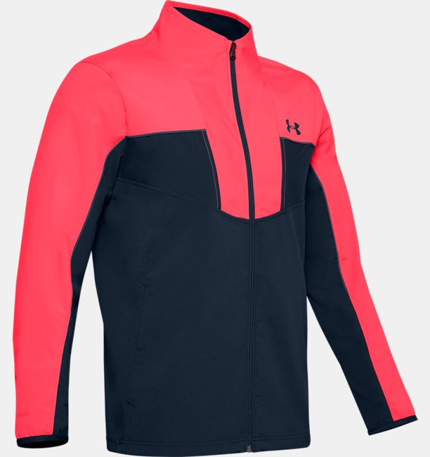 Mens UA Storm Windstrike Full Zip