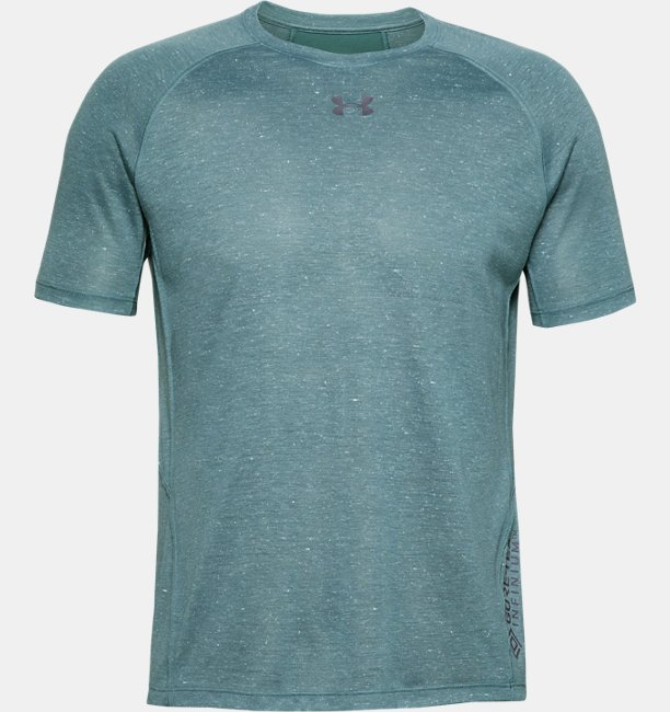Mens UA Breeze Short Sleeve T-Shirt