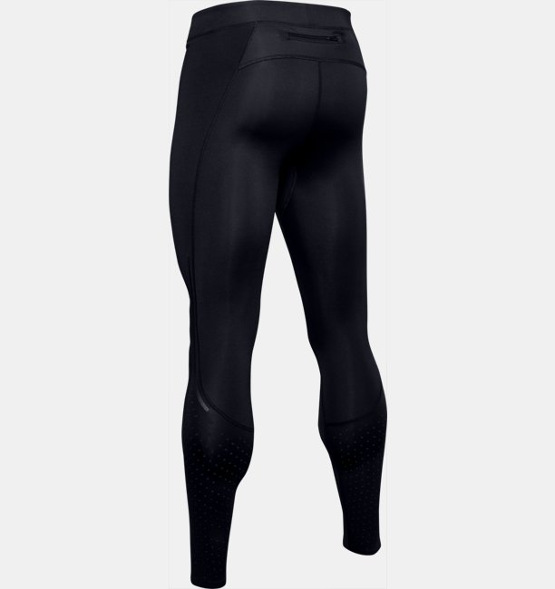 Mens UA Qualifier Speedpocket Perforated Tights