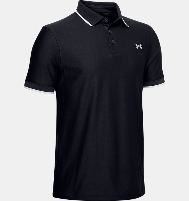 Boys UA Playoff Pique Polo