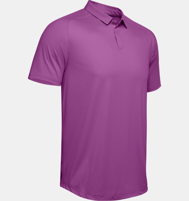 Mens UA Range Unlimited Iso-Chill Polo