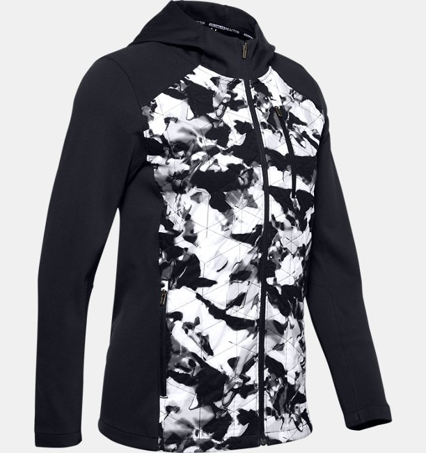 Womens ColdGear® Reactor Hybrid Lite Print Jacket
