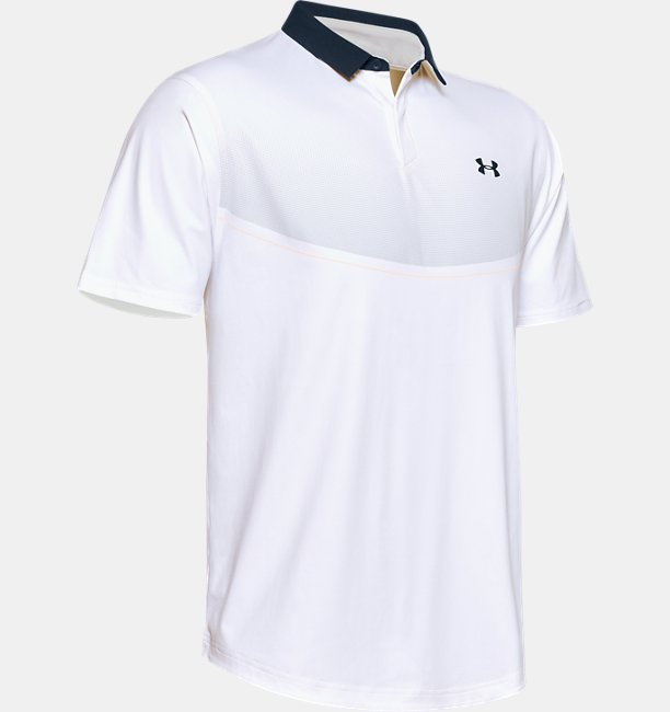 Mens UA Iso-Chill Graphic Polo