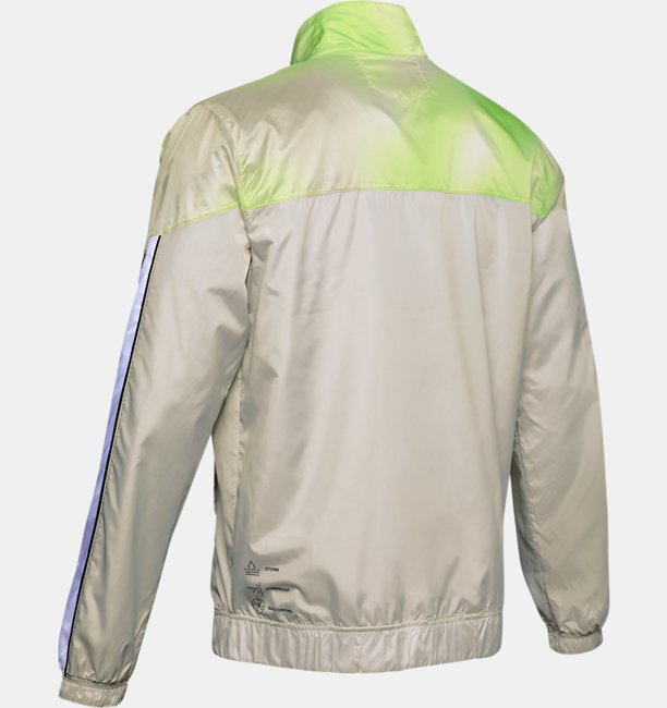 Mens UA Always On Recover Track Jacket