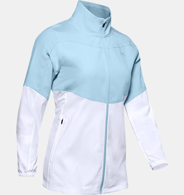 Womens UA Storm Windstrike Full Zip