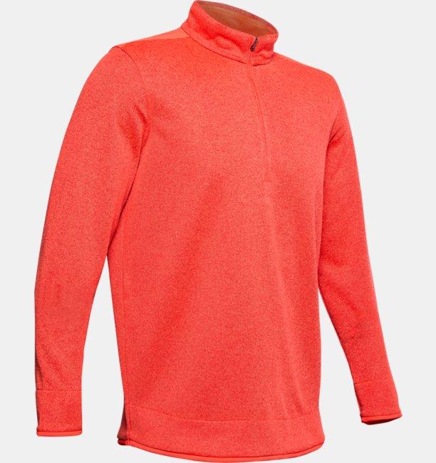 Herren UA Storm Crestable Fleece-Sweater