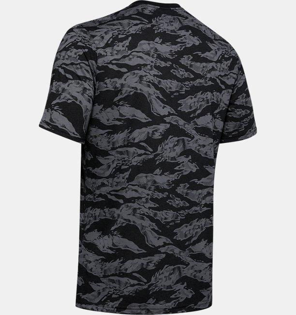 Mens UA Baseline Basketball T-Shirt