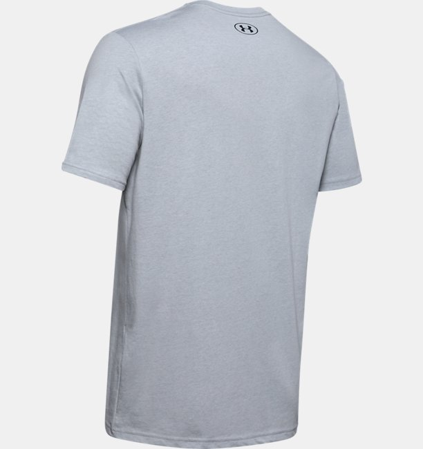 Camiseta de Basquete Masculina Under Armour Baseline